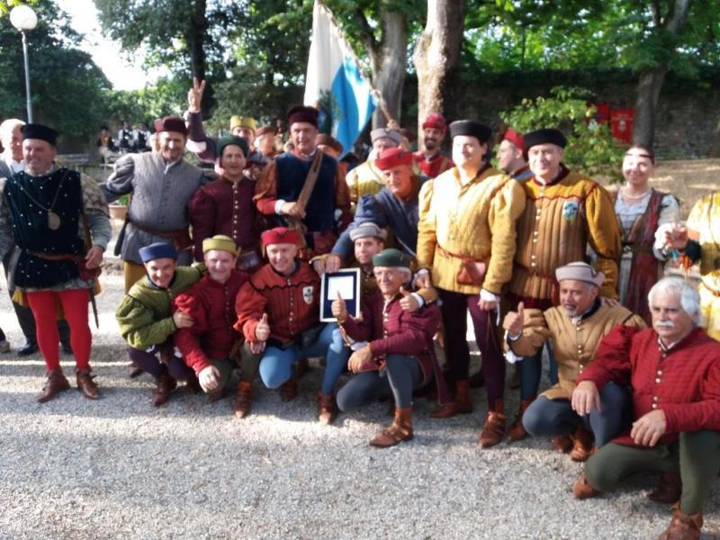 vincitrice torneo a squadre San Marino